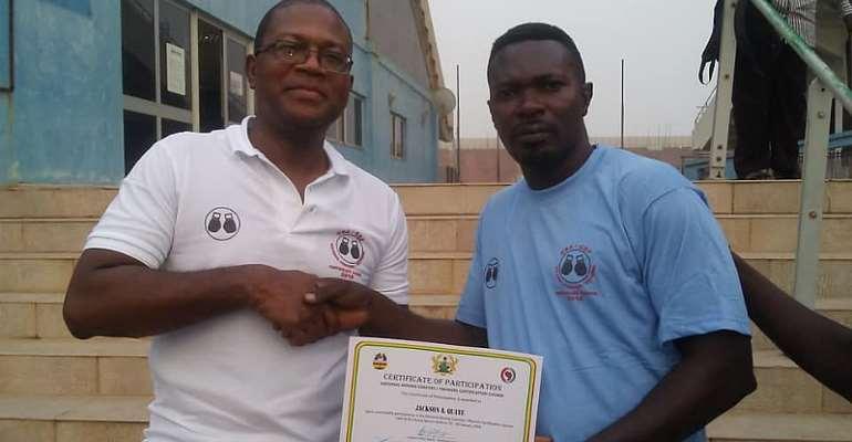 Coach Eben 'Killer' Adjei Wants The Best Of Ghana Boxing