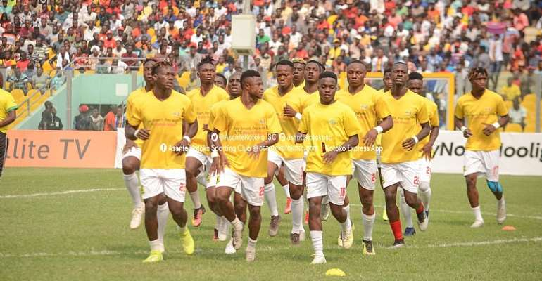 Asante Kotoko Suffer Another Causality As MTN Suspends All Financial Obligations