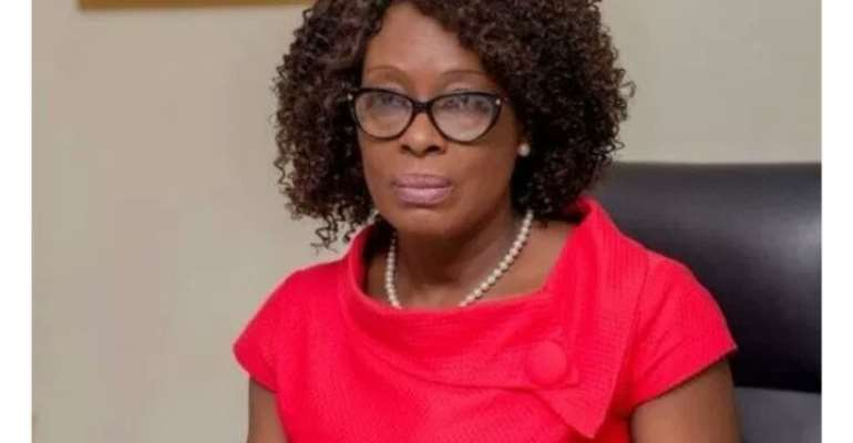 Sophia Akuffo Assures Fairness In Distribution Of COVID-19 Funds, Items