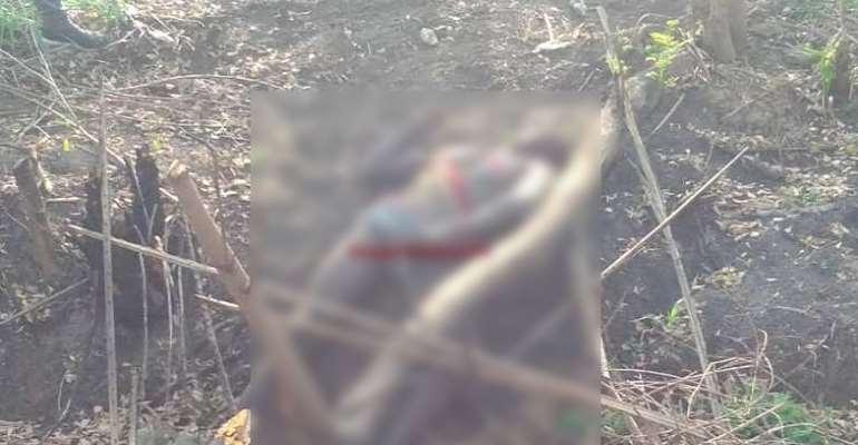 C/R: Man killed At Mankessim