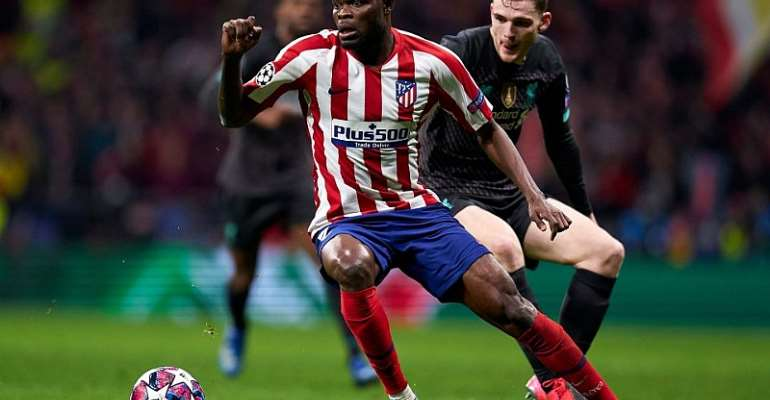 Partey Arsenal Negotiations Denied As Atletico Aim To Increase €50m Release Clause