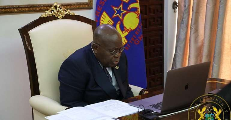 Don't Copy Others, Develop Your Own Response To COVID-19 Fight – Akufo-Addo Tells ECOWAS leaders