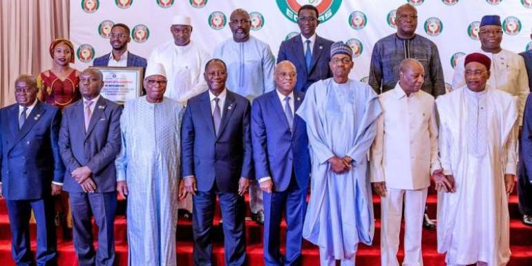 Akufo-Addo Joins ECOWAS Leaders In Virtual Meeting On COVID-19 Today