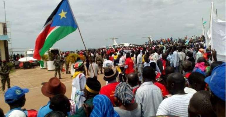 EU to sanction violators South Sudan peace agreement