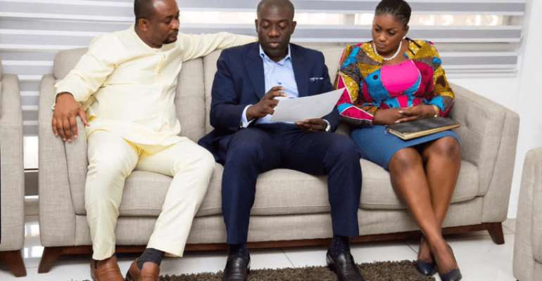 Pius Ahadzide provided incredible support to me and gov't – Kojo Oppong Nkrumah