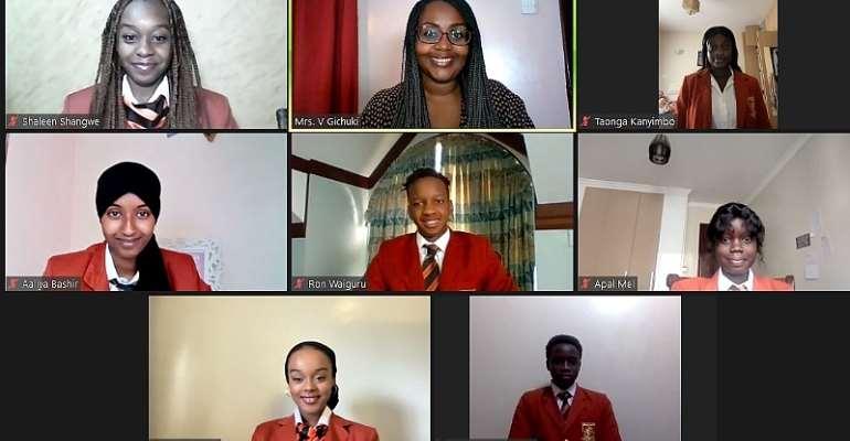 Africa's lawyers of tomorrow celebrated by UK university