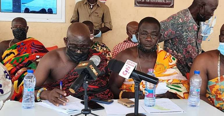 Kasoa: MCE, security service leadership summoned over rising insecurity