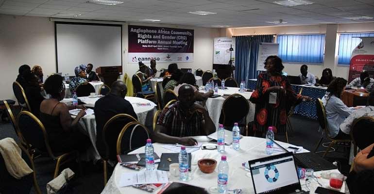 African CSOs Confer In Accra