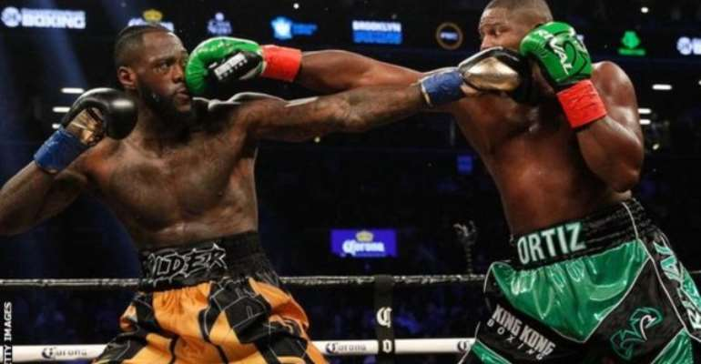 Ortiz Will Not Replace Miller As Joshua's Next Opponent