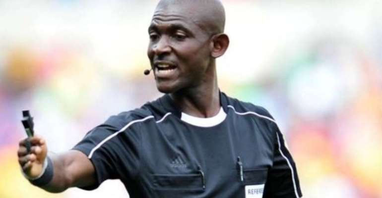 NC SPECIAL COMPETITION: Joe Debrah Accuses Media Of Inciting Referees To Strike