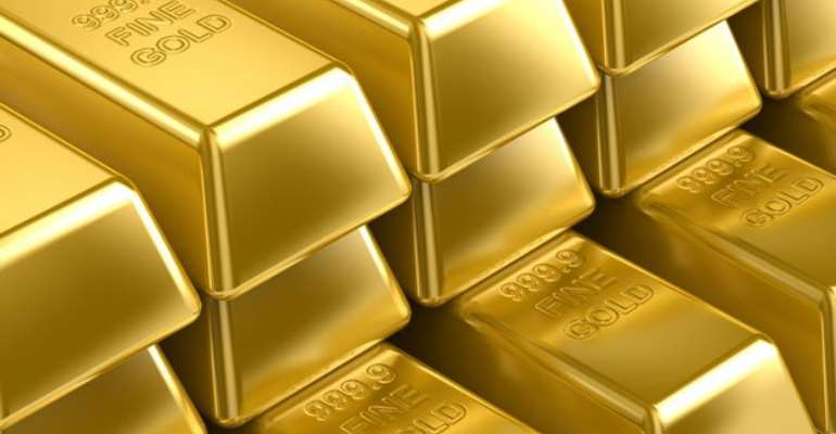 Billions Of Gold Smuggled Out Of Africa