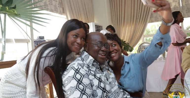 Family And Friend's Government; President Akuffo-Addo, Victim Of Circumstances.