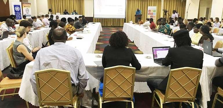 UNDP Forum Advocate Behavioural Change Towards Plastic Menace