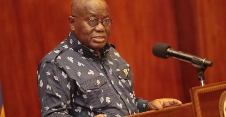 Akufo-Addo Urges Media To Be Accurate, Factual And Truthful On COVID-19 Reportage