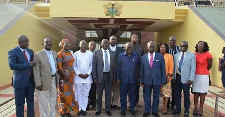 Corruption, Cronyism Led To 123 Ministers In Akufo-Addo Gov't – EIU Report