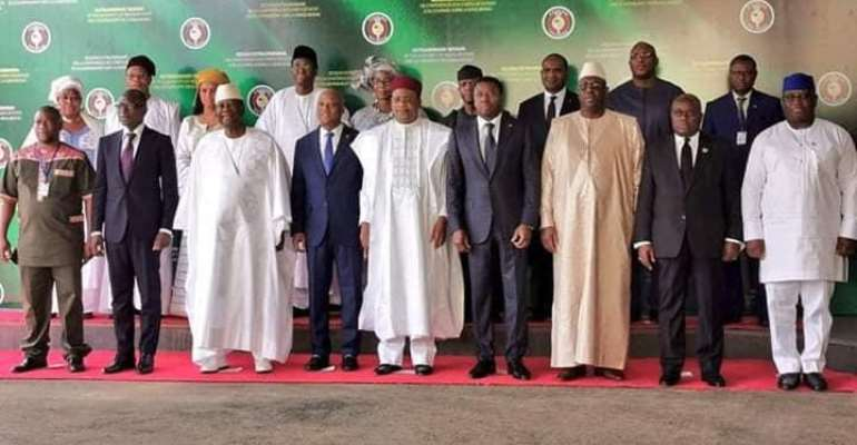 Covid-19 Impact: ECOWAS Predicts Drop In Economic Growth From 3.3% To 2%