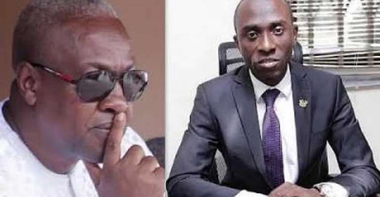 Owusu Bempah Blasts Mahama Over Use Of SSNIT Fund To Pay Contributors