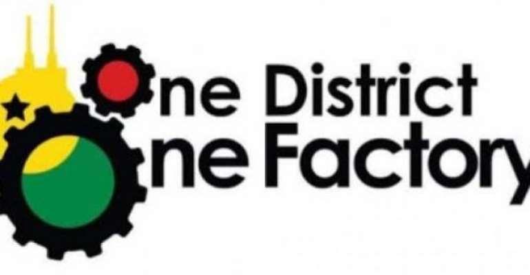 Volta, Oti Regions Get Six 1D1F Projects