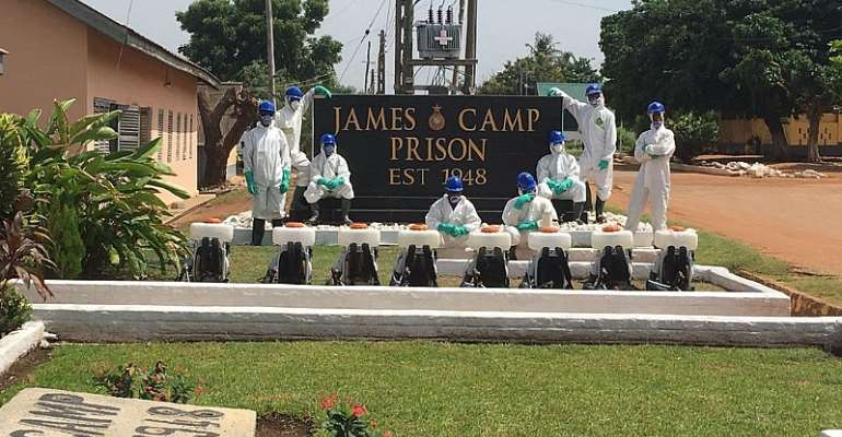 Re: Grant Amnesty To Reformed Juvenile Offenders To Decongest Correctional Centre