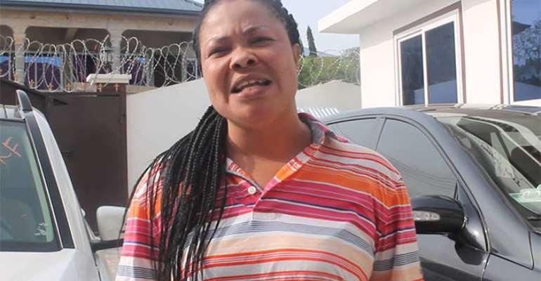 Patricia Asiedua, aka Okomfo Agradaa