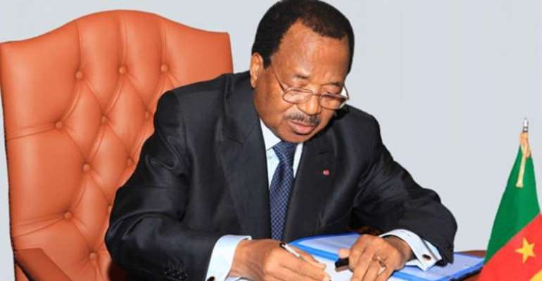Group Requests Sanctions Against Cameroon Under Cotonou Agreement