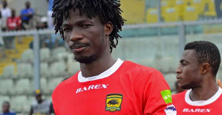 Songne Yacouba Demands Better Accommodation From Asante Kotoko