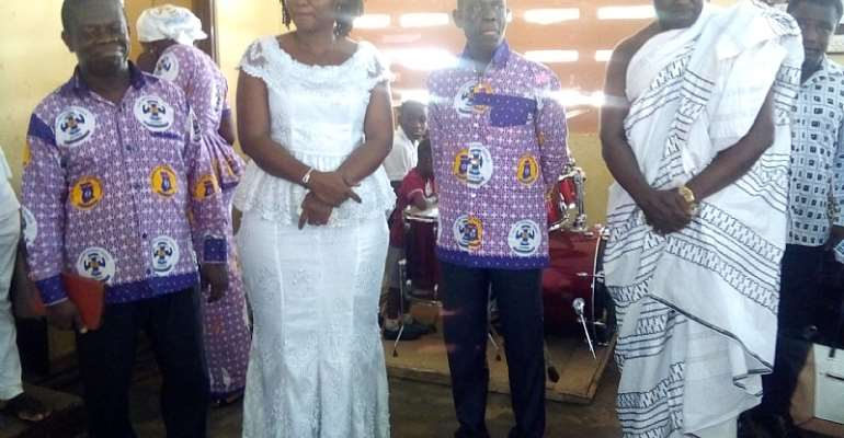 Agona West MCE Ask Churches To Form Bible Study Clubs To Improve Moral Values In The Youth, Kids
