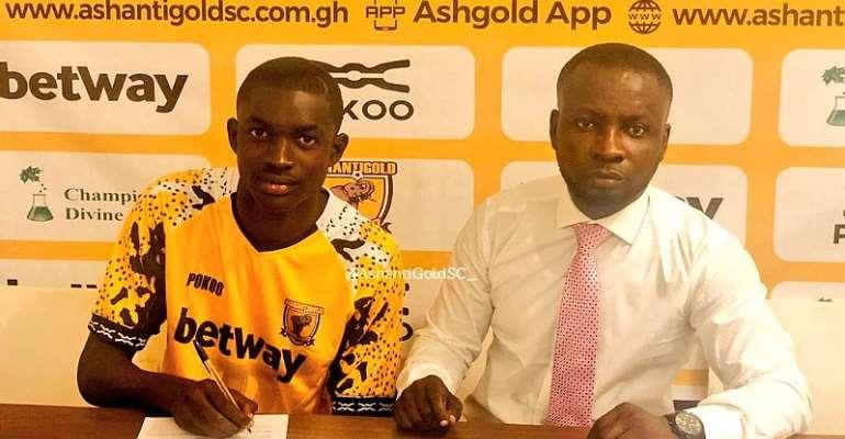 Ashanti Gold Signs Ivorian Defender Kalil Doumbia