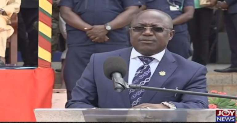 Prof. Kenneth Agyemang Attafuah is Executive Secretary of the National Identification Authority (NIA).