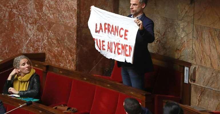 Photo: Jacques Demarthon/AFP