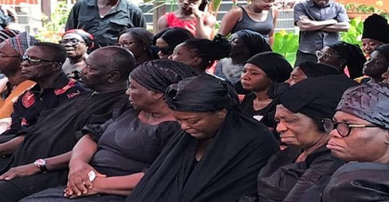 AWW Violence: Shooting Victims' Wives Demand Compensation From Gov't