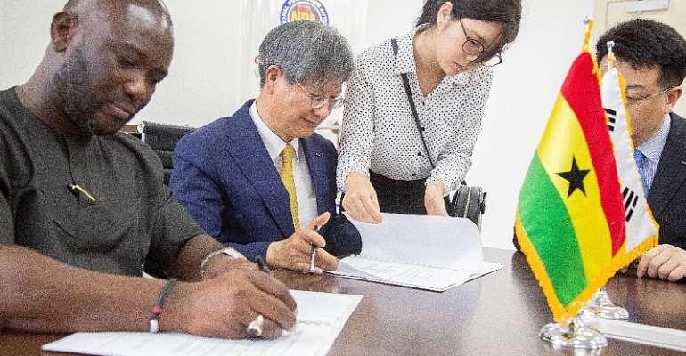 NPA & K-Petro Sign MoU To Promote Petroleum Quality
