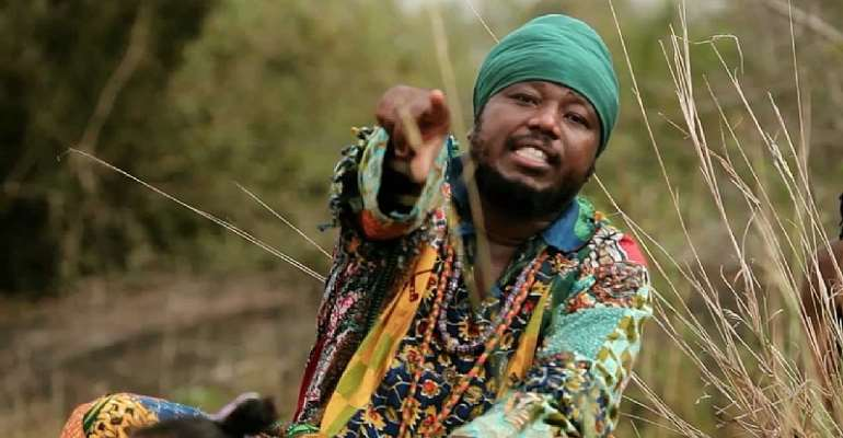 Blakk Rasta Tackles Xenophobia In South Africa With New Song