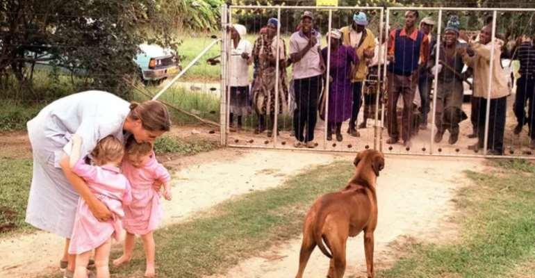 Zimbabwe Land Question, No to White Farmer Compensation