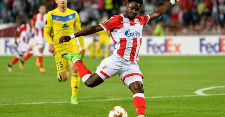AFCON 2019: Coach J.E Sarpong Name His Top Strikers To Represent Ghana At Tournament