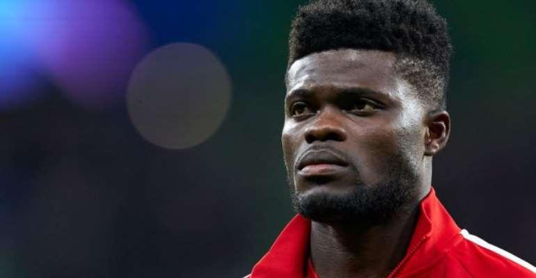 Juventus Join Race To Sign Ghana Midfielder Thomas Partey