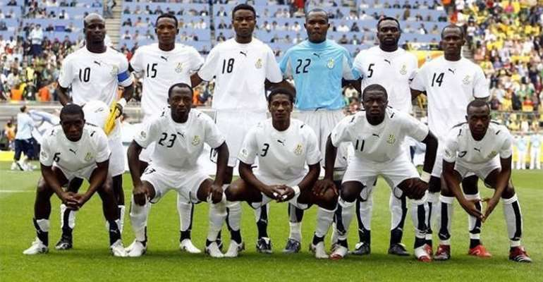 Best African National Teams Of The 2000s: Ghana 2006