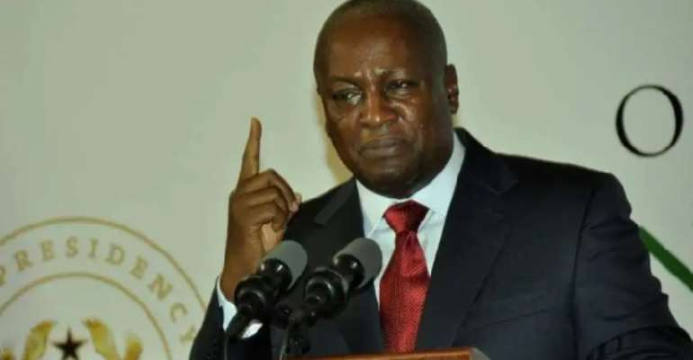 Covid-19: Still Remain At Home; We're Not Out Of The Woods Yet — Mahama