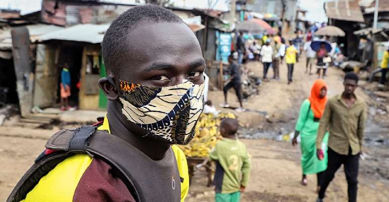 Ghana: Youth Fights COVID-19 Anxiety With Self-Esteem