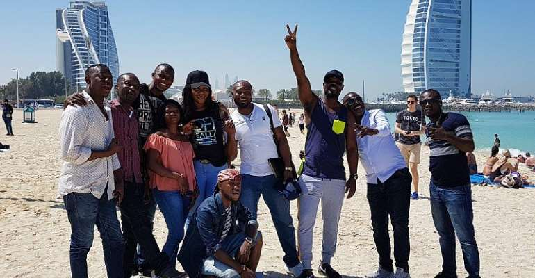 MTN Gives Its Customers A Lifetime Experience In Dubai