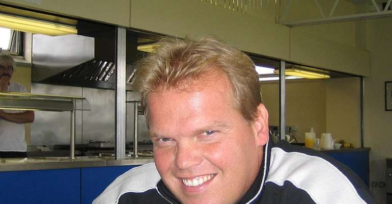 Kjetil Zachariassen Takes Over As AshGold Coach