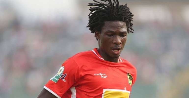 Kotoko Reject $300,000 Bid For Live-wire Songne Yacouba - Reports
