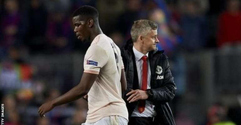 Solskjaer 'Thinks Pogba Will Be At Man Utd Next Season'