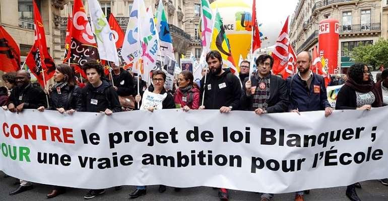 FRANCOIS GUILLOT/AFP