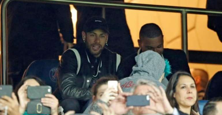 Neymar Banned For Three European Games For Insulting Officials On Instagram