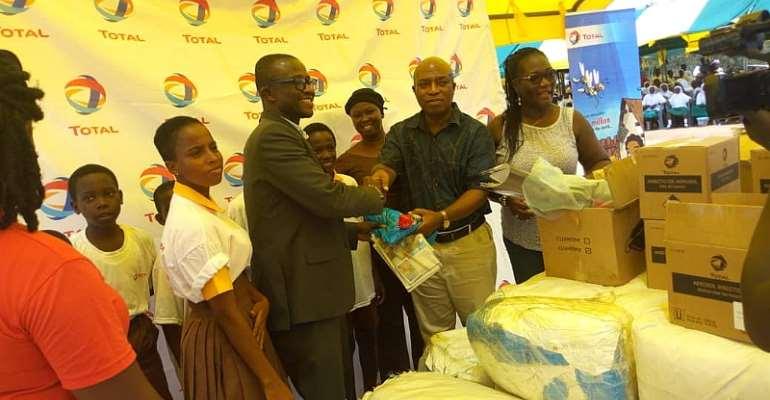 Total Petroleum Ghana Mark World Malaria Day Celebration With School Kids