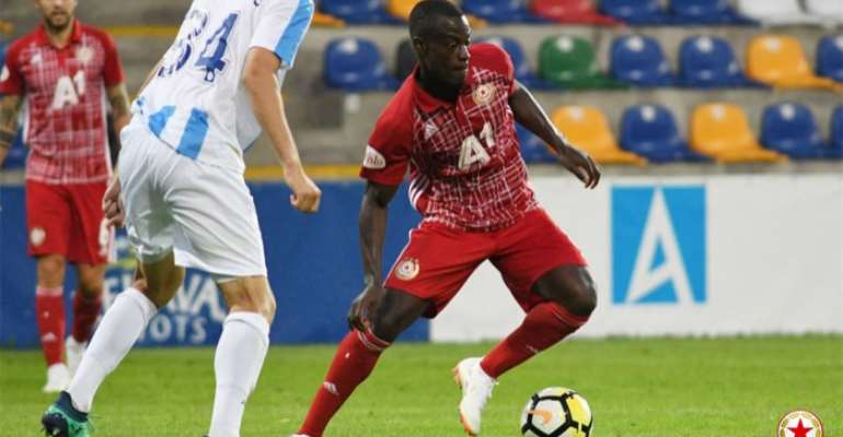 EXCLUSIVE: Beşiktas, Wolves Join Two Bundesliga Clubs In Race To Sign Edwin Gyasi