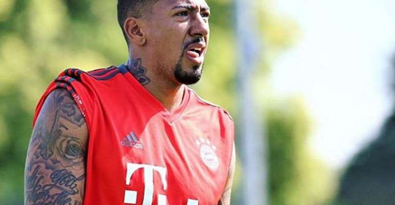 PSG Re-Open Negotiations For Jerome Boateng