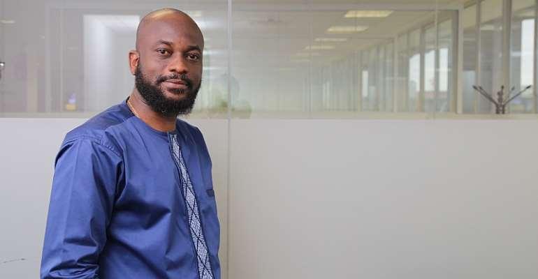 Mr Noel Kojo-Ganson, Chief Marketing Officer, MTN Ghana