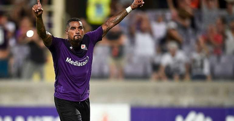 Fiorentina Yet To See The Best In Me - Kevin Prince Boateng